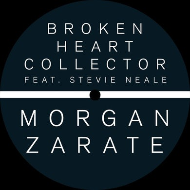 Morgan Zarate 'Broken Heart Collector' Vinyl Record