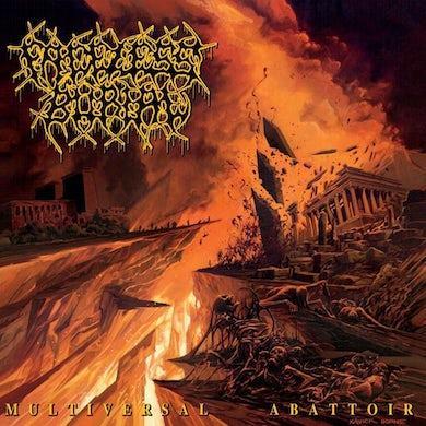 Faceless Burial 'Multiversal Abattoir' Vinyl LP Vinyl Record