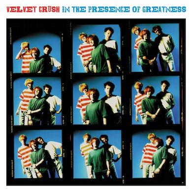 Velvet Crush 'In The Presence Of Greatness' Vinyl LP - Turquoise Vinyl Record