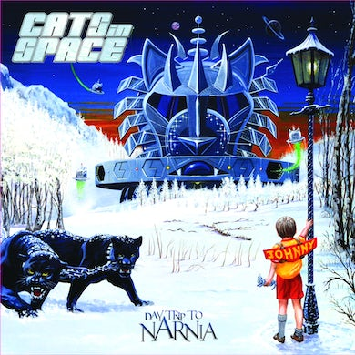 CATS IN SPACE Day Trip To Narnia' Vinyl Record