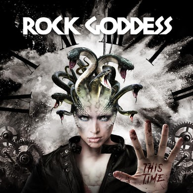 Rock Goddess 'This Time' Vinyl Record