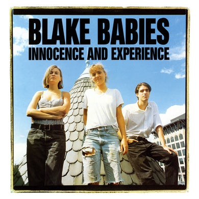 Blake Babies 'Innocence and Experience' Vinyl LP - Light Blue Vinyl Record