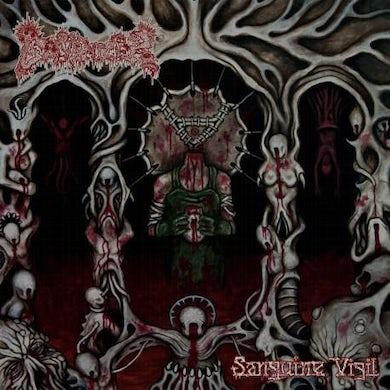 'Sanguine Vigil' Vinyl LP Vinyl Record