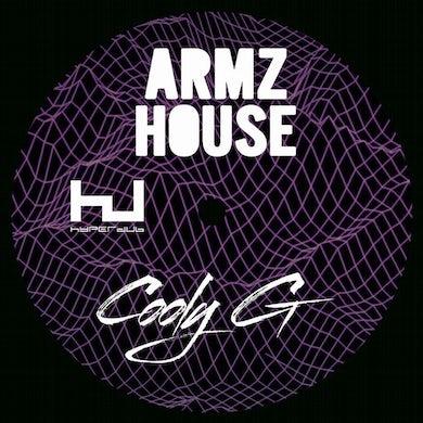 """Cooly G 'Armz House EP' Vinyl 12"""" Vinyl Record"""