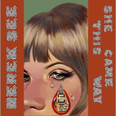 Derek See 'She Came This Way / U Line' Vinyl Record