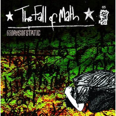 65daysofstatic 'The Fall of Math' Vinyl Record