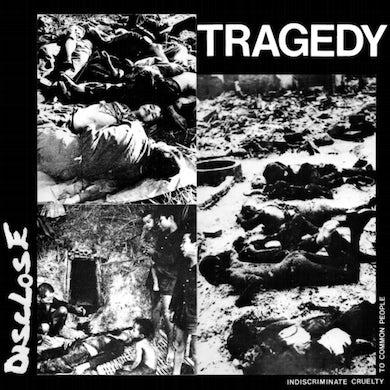Disclose 'Tragedy' Vinyl LP Vinyl Record