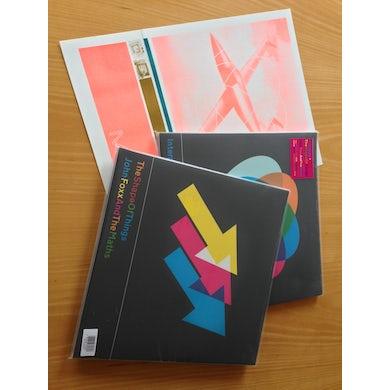 John Foxx & The Maths 'Interplay/The Shape Of Things' Vinyl Record