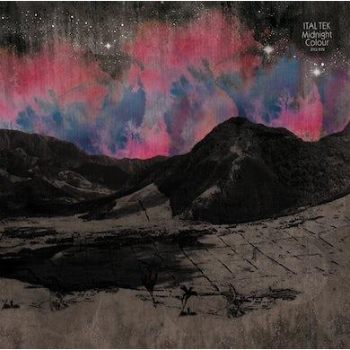 Ital Tek 'Midnight Colour' Vinyl Record