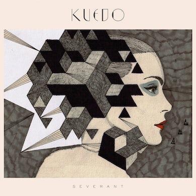 Kuedo 'Severant' Vinyl Record