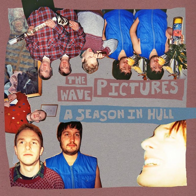 The Wave Pictures 'A Season In Hull' Vinyl LP Vinyl Record