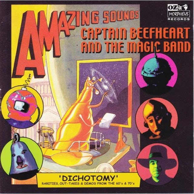 Captain Beefheart and The Magic Band