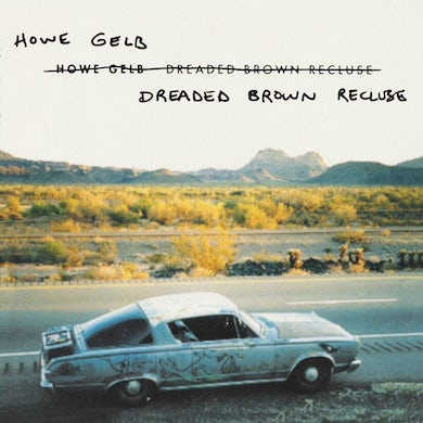 Howe Gelb 'Dreaded Brown Recluse' Vinyl LP Vinyl Record