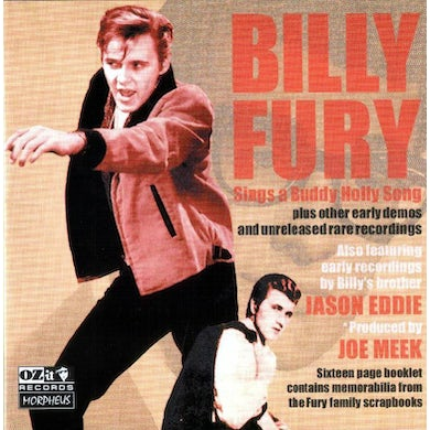 Billy Fury 'Sings A Buddy Holly Song'
