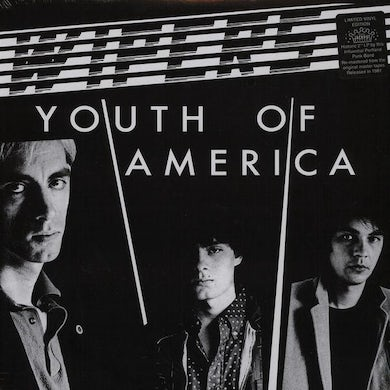 The Wipers Wipers 'Youth Of America' Vinyl Record