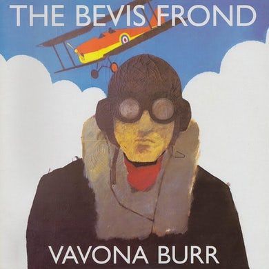 'Vavona Burr' Viny 2xLP - White Vinyl Record