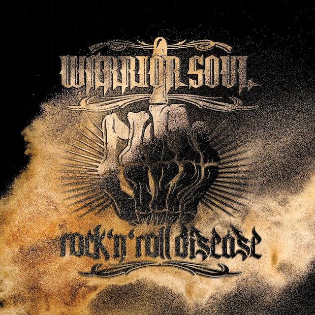 Warrior Soul 'Rock n' Roll Disease' Vinyl Record CD