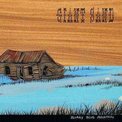 Giant Sand 'Blurry Blue Mountain' Vinyl Record