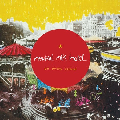 Neutral Milk Hotel 'On Avery Island' Vinyl Record