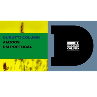 The Durutti Column 'Live At The Venue/Amigos Em Portugal' 2CD Bundle Vinyl Record