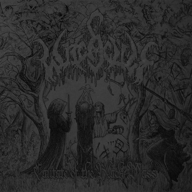Witchcult 'Cantate Of The Black Mass' Vinyl Record