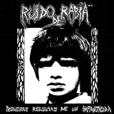 Ruido De Rabia 'Pequenas Reliquias De Un Infanticida' Vinyl LP Vinyl Record
