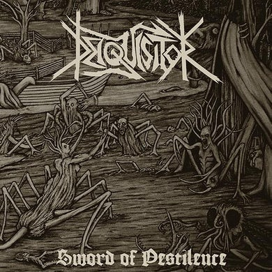 "Deiquisitor 'Sword Of Pestilence' Vinyl 7"" Vinyl Record"