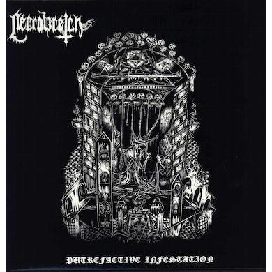 "Putrefactive Infestation' Vinyl 12"" - White Vinyl Record"