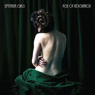 September Girls 'Age Of Indignation' Vinyl Record