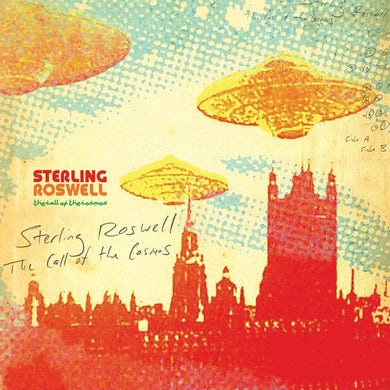 Sterling Roswell 'The Call of the Cosmos' Vinyl Record
