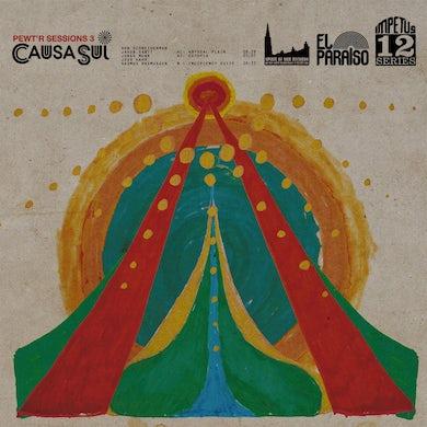 Causa Sui 'Pewt'r Sessions 3' Vinyl Record