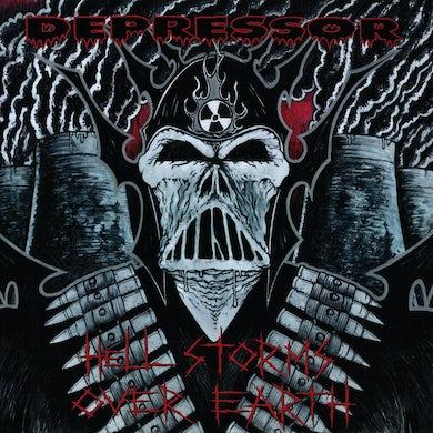 Depressor 'Hell Storms Over Earth' Vinyl LP Vinyl Record