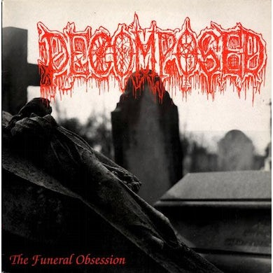 "Decomposed 'The Funeral Obsession' Vinyl 12"" Vinyl Record"