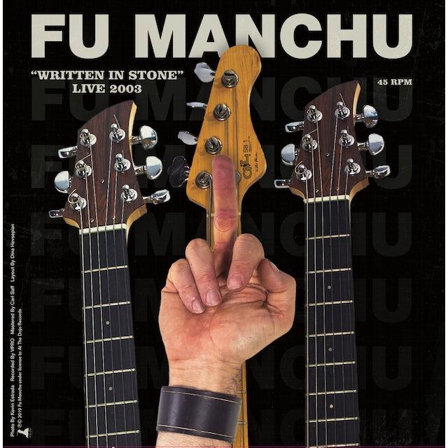 Fu Manchu 'Start The Machine' Vinyl Record
