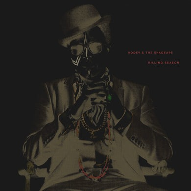 KODE9 & SPACEAPE 'Killing Season EP' Vinyl Record