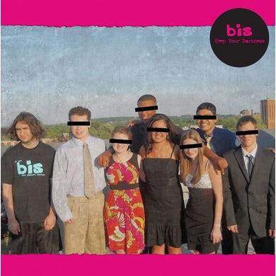 """Bis 'Keep Your Darkness' Vinyl 7"""" Vinyl Record"""
