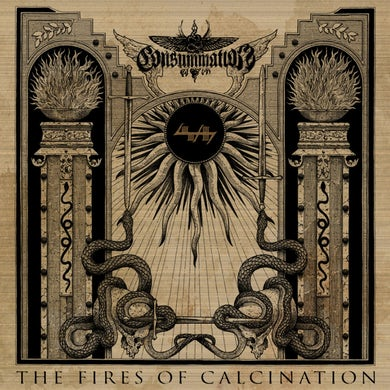 Consummation 'The Fires of Calcination' Vinyl LP Vinyl Record