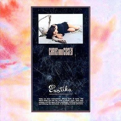 'Exotika' Vinyl LP - Transparent Violet Vinyl Record