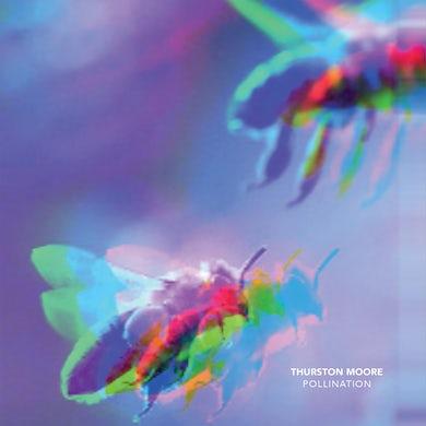 "'Pollination/Leave Me Alone' Vinyl 7"" Yellow Vinyl +8 Page Zine Vinyl Record"