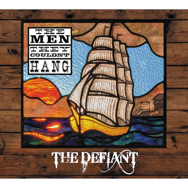 The Men They Couldn't Hang 'The Defiant' Vinyl Record