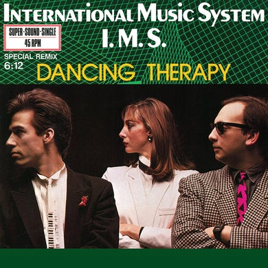 International Music System 'Dancing Therapy' Vinyl Record