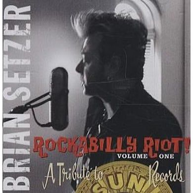 Brian Setzer 'Rockabilly Riot Vol. 1 Tribute To Sun Records'