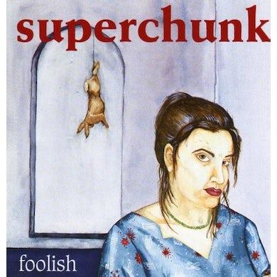 Superchunk 'Foolish' Vinyl Record