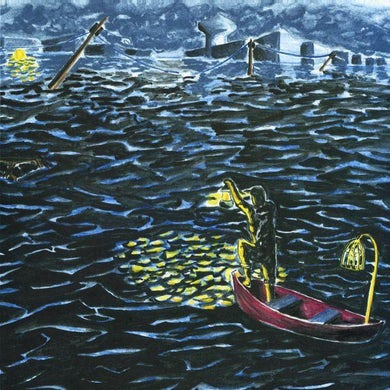Explosions In The Sky 'All Of A Sudden  I Miss Everyone' Vinyl Record