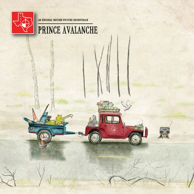 Explosions In The Sky & David Wingo 'Prince Avalanche' Vinyl Record