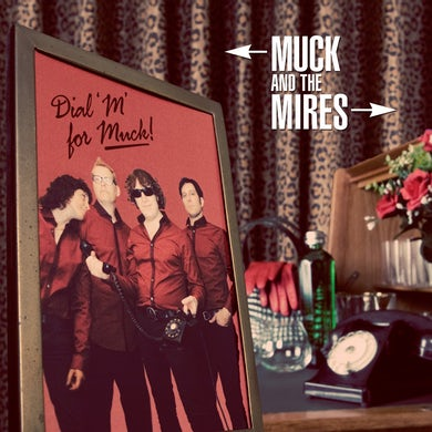 Muck & The Mires 'Dial M For Muck' Vinyl Record