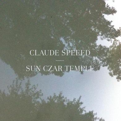 "Claude Speeed 'Sun Czar Temple' Vinyl 12"" Vinyl Record"