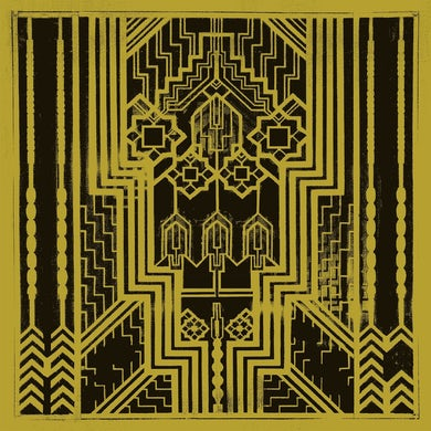 Hey Colossus 'In Black And Gold' Vinyl Record