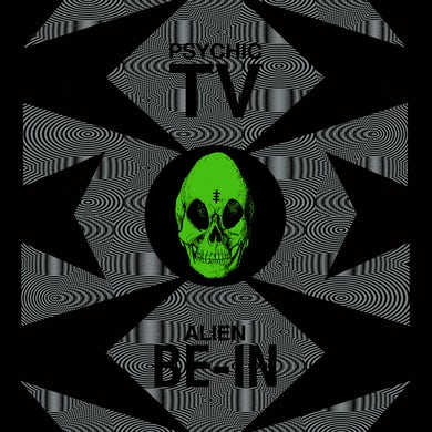 Psychic TV 'Alien Be-In Remix EP' Vinyl Record