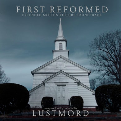 Lustmord 'First Reformed' Vinyl Record